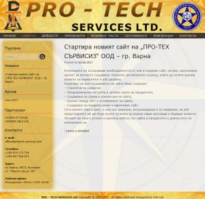 Pro-Tech Services Ltd.